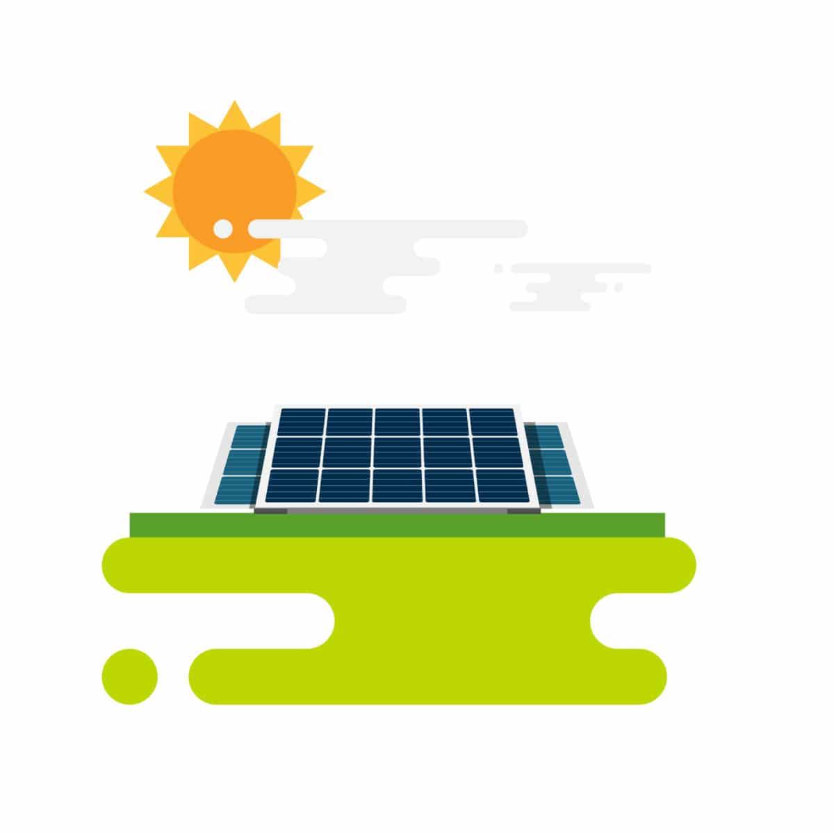 economizar água e energia em posto de combustível