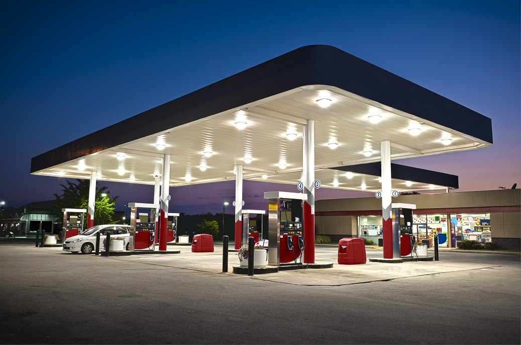 preço médio dos combustíveis