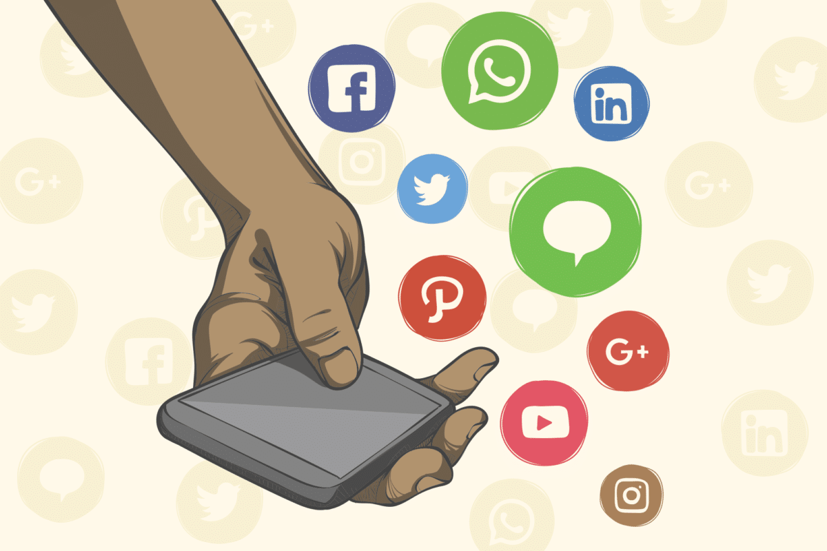 postos de combustíveis nas redes sociais