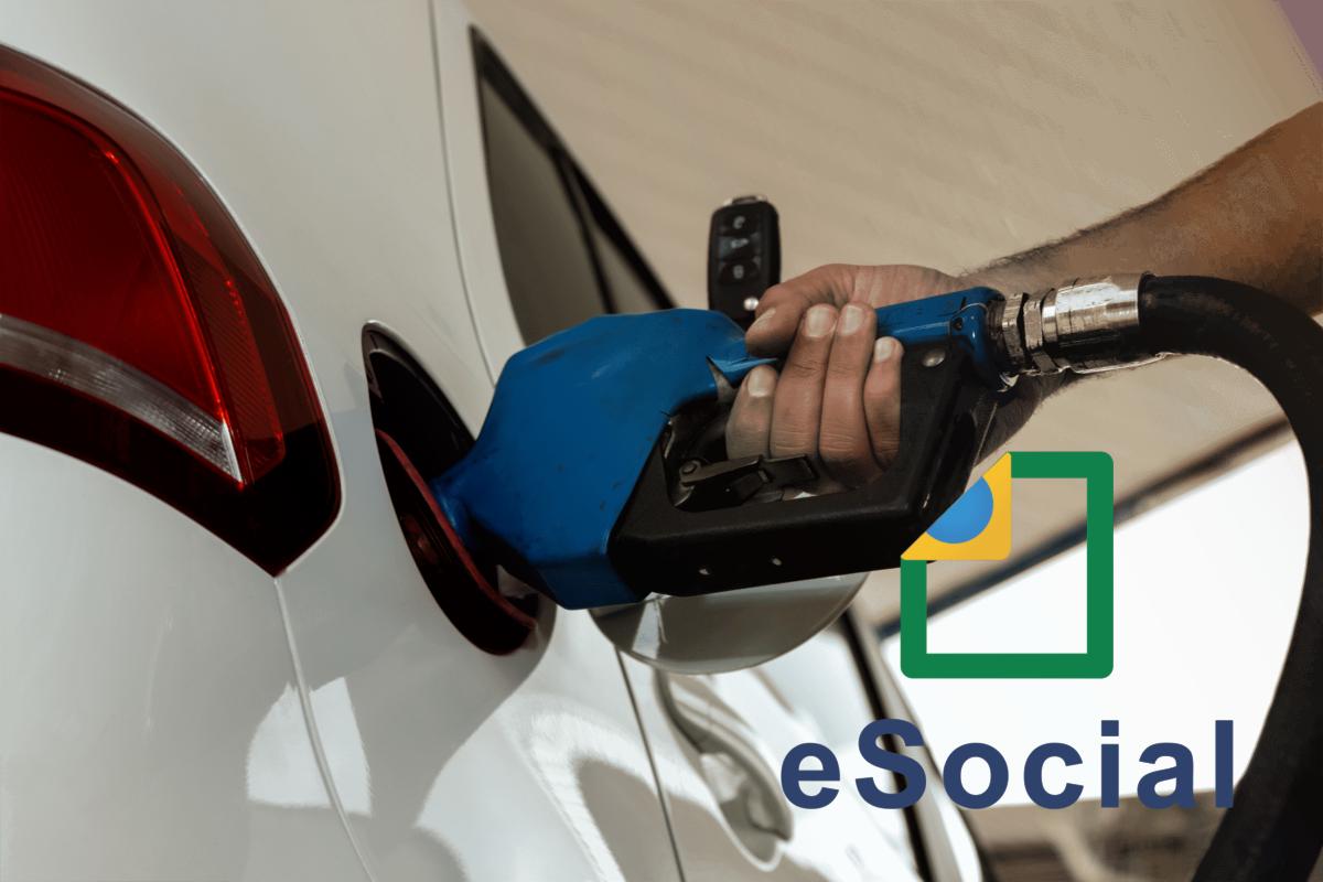 e-Social na revenda de combustíveis
