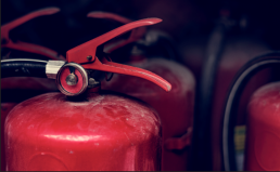 Taxa de incêndio de posto de combustíveis